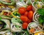 Mini-Sandwich and Mini-Wrap Platter