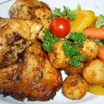 Roast Tuscany Chicken