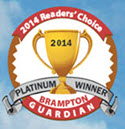 2014 Readers' Choice